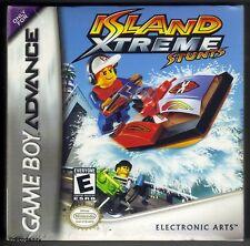 GBA Island Xtreme Stunts, Lego (2002), Brand New & Nintendo Factory Sealed