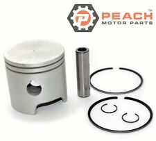 Peach Motor Parts PM-0435546 Piston (Standard); Replaces Johnson Evinrude OMC®