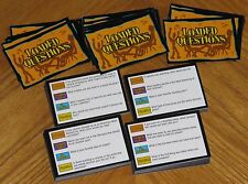 Loaded Questions Game Parts Party Question Cards - 1997 All Things Equal