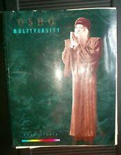 osho multiversity catalog collectable