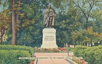 UTICA NY – Baron Von Steuben Monument on the Parkway