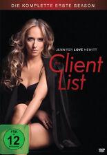 The Client List - 1 Staffel - Jennifer Love Hewitt - 3 DVD Box - Neu u. OVP