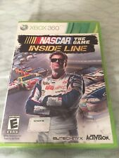 NASCAR The Game: Inside Line Microsoft Xbox 360 Brand New Factory Sealed