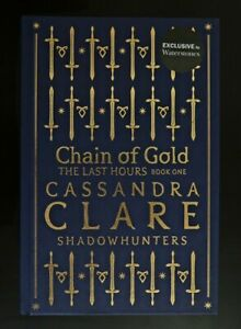 Chain of Gold by Cassandra Clare (Waterstones, Special Edition)