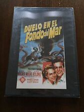 DUELO EN EL FONDO DEL MAR - DVD 102 MIN - SLIMCASE - NEW SEALED - NUEVA EMBALADA