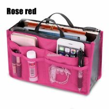 1pc Large liner Organizer Bag Storage Case Travel Insert Handbag Organizer Purse
