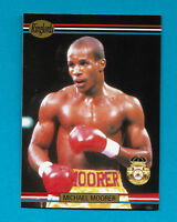 Michael Moorer boxer boxing 1991 Ringlords trading card #14