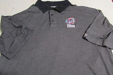 Adult Xxl DryTec Short Sleeve Polo Superbowl Xlii Patriots Shirt Cutter & Buck