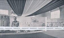 Wien - Internat. Herbstmesse - Ungarn - um 1939 - selten      I 17-5