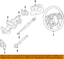 FORD OEM 11-14 F-150 Steering Column-Housing DL3Z3F791CA
