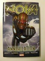 Nova Annihilation HC (Abnett Lanning Chen Alves Pelletier)