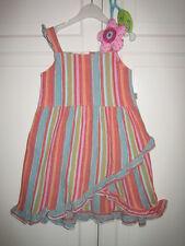 Cakewalk Designer Sommerkleid Rüschen Gr.128