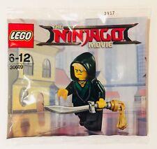 Lego Ninjago Movie Lloyd Minifigure Polybag 30609