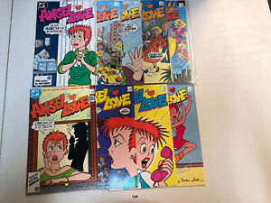 Angel Love (1986) #1 2 3 4 5 6 7 8 1-8 + Special (VF/NM) Complete Set