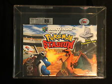Pokemon Stadium Nintendo 64 N64  UK PAL ✔ NEW SEALED GRADED ✔ COLLECTORS COND. ✔