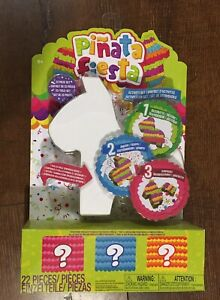 Piñata Fiesta (Horse) - Craft Activity and Game with Treats