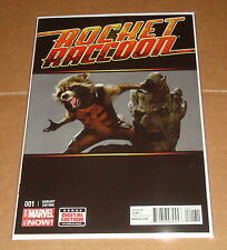 2014 Rocket Raccoon #1 Movie Photo Variant Edition Guardians of the Galaxy