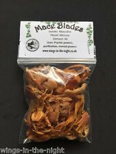 MACE BLADES Magical Dried Herb ~ Psychic Powers/Consecration/Purification