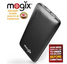 Mogix SlimFit 5000mAh External Battery Fast Charge Thin Lightweight Just 3.5oz