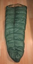 Vintage Eddie Bauer Goose Down Mummy Sleeping Bag Totem Pole Label CLEAN