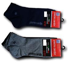 3 Pares de calcetines socks deportivos PIERRE CARDIN T 40-46 72% algodón