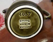 Unboxed 1940-1959 Date Range Brown SylvaC Pottery