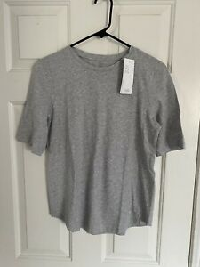 NWT Great Eileen Fisher Top, 100% Cotton, Size XS