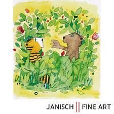 """JANOSCH - """"von nun an musst du mich lieben!"""", handsigniert, Auflage 99, 2013!"""