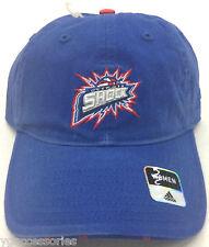 WNBA Detroit Shock Adidas Slouch Buckle-Back Cap Hat NEW!