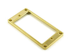 METAL HUMBUCKER RING LOW FLAT - GOLD