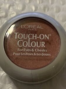 LOREAL Touch on Colour EYE CHEEK BLUSH loreal touch-on colour GET DOWN PLUM RARE