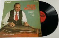 Rudy Wacek Electric Sither Soloist LP Music Record
