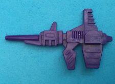 -- G1 Transformers - Decepticon Triplechanger - BLITZWING - Hand Gun Rifle --