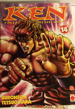 Epuisé> KEN FIST OF THE BLUE SKY  14 (par Hara/ Buronson) VENDS   LA SERIE !