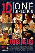 One Direction This Is Us (2013) Movie Poster (24x36) - Niall Horan NEW