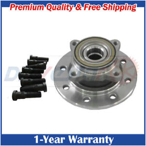 Front Left or Right Wheel Hub & Bearing for Chevrolet GMC K3500