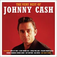 JOHNNY CASH - THE VERY BEST OF - 3 CDS - NEW!!