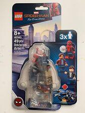 LEGO MARVEL 40343 Spider-Man Far From Home - Minifigure set - BNIB - Sealed