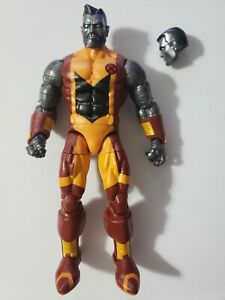 Marvel Legends X-Men Mutant Warlock BAF Build A Figure Series Colossus COMPLETE