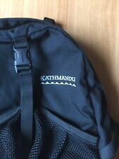 Kathmandu Backpack, Daypack, Black, Small, New Without Tags