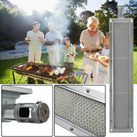 New BBQ Barbecue Infrared Burner Gas Grill Ceramic Stainless Steel Burner 8 Size