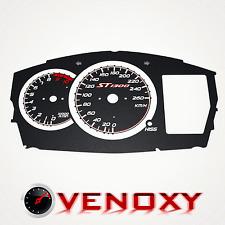 Honda ST 1300 Pan European 2002-2015 Gauge Faces Dials BLACK