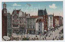 AK Thorn (Toruń) - Markt 1916