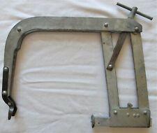 Used Vintage Large AUTOMOTIVE VALVE SPRING COMPRESSOR TOOL Automotive Tools