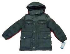 $300+ Ralph Lauren Polo De Niño Abrigo Acolchado Chaqueta De Invierno Negro (6)