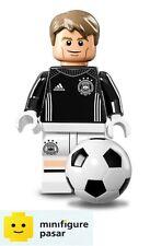Lego 71014 DFB Germany Football Team Minifigure : No 1 - Manuel Neuer - New