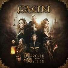 FAUN Märchen & Mythen CD 2019