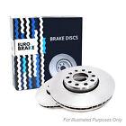 For Subaru Impreza GD 2.5 WRX ST1 Eurobrake 5 Stud Front Vented Brake Discs