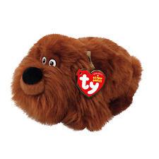Peluche TY ANIMAUX DE COMPAGNIE METROPOLITAN chien marron DUKE 15cm