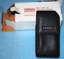 Etui Yamaha universel attache ceinture de téléphone horizontal noir taille S